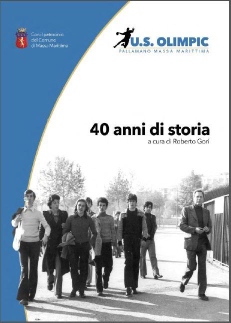 libro olimpic 40 anni di storia